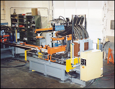 Product - Programmable Tangent Former and Inline Welder