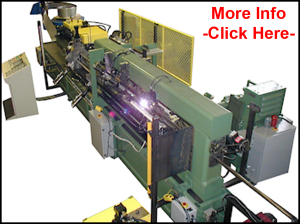 Special Assembly Systems - Stainless Steel Tube Machine