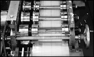 Variable Width Rollformer
