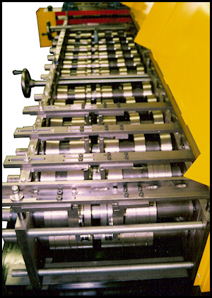 Variable Head Tooling