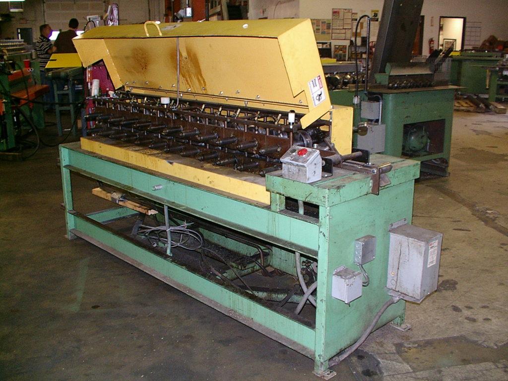 Rollformer and Cutoff Machine Prior