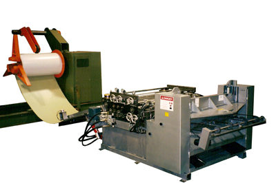 Cut to length Coil Line