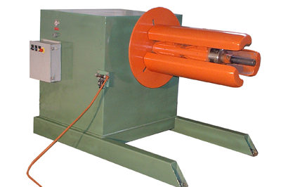 Decoilers and Coil Cars