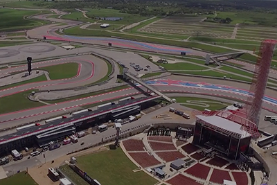Aerial Tours and Introductory Flights - AeroPro Flight Academy Austin