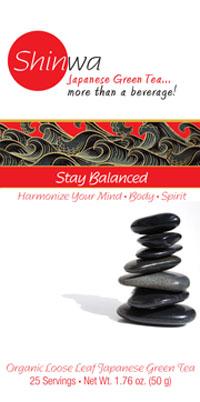 Stay Balanced Tea