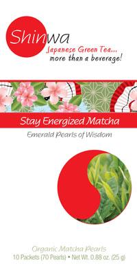 Stay Energized functional tea