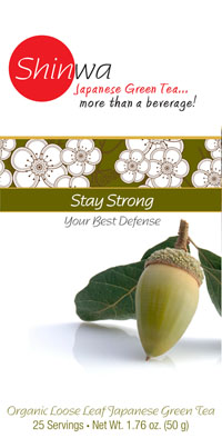 Stay Strong functional tea
