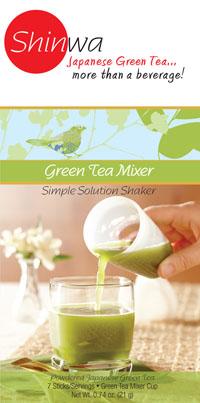 Green Tea Mixer