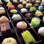 Japanes tea cakes