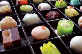 Wagashi-The Art of Japanes Tea Cakes