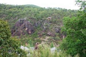 Shibao Shan Grottos