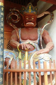 Xiangllao Temple Guardian 1