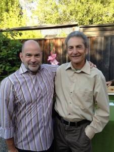 Kritis Johnson and Michael Stusser Osmosis Day Spa Sanctuary team