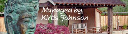 Osmosis sanctuary managed by Kirtis Johnson