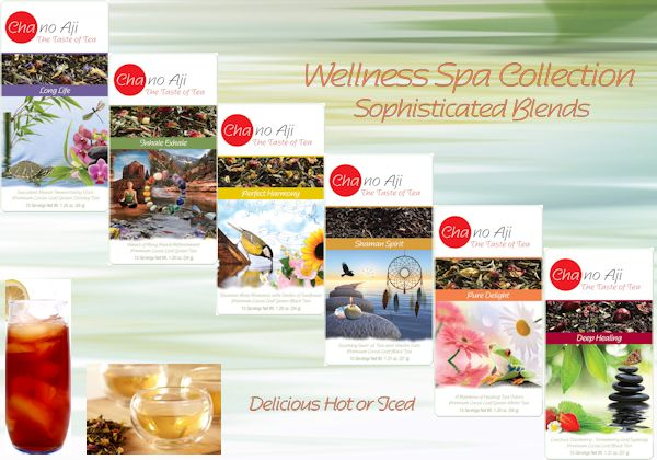 Wellness Spa Teas
