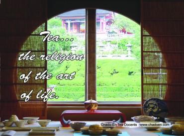 Inspirational Tea Journey