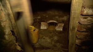 Toilet in Assam Tea Estate