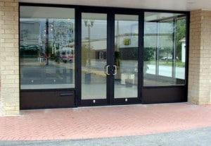Storefront Installation