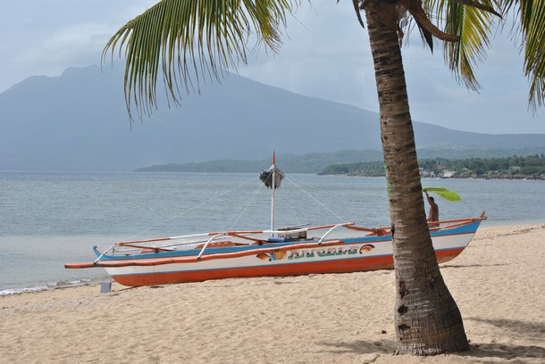 Philippines trip Poctoy Beach