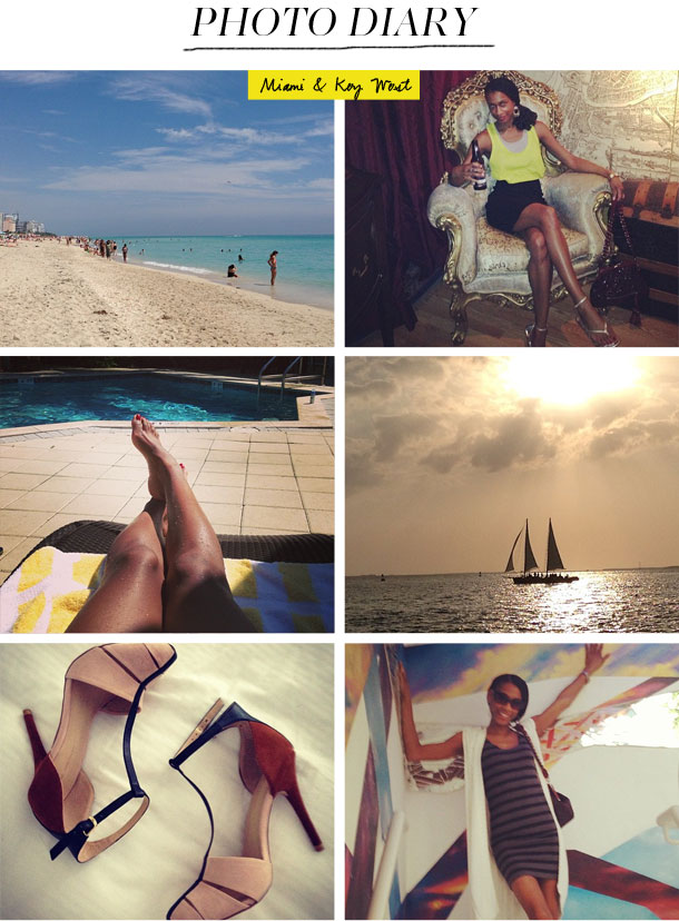 Instagram photo diary