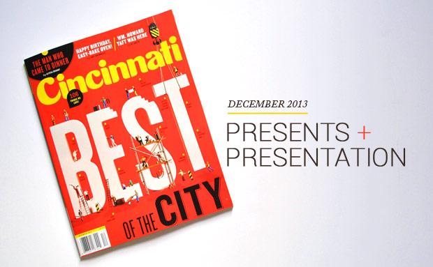 Cininnati Magazine Best of the City 2013