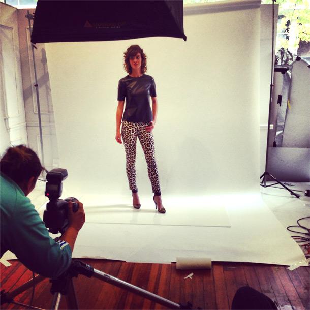 Cincinnati Magazine fashion stylist