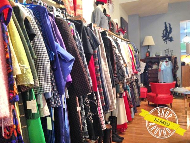 Cincinnati vintage shopping