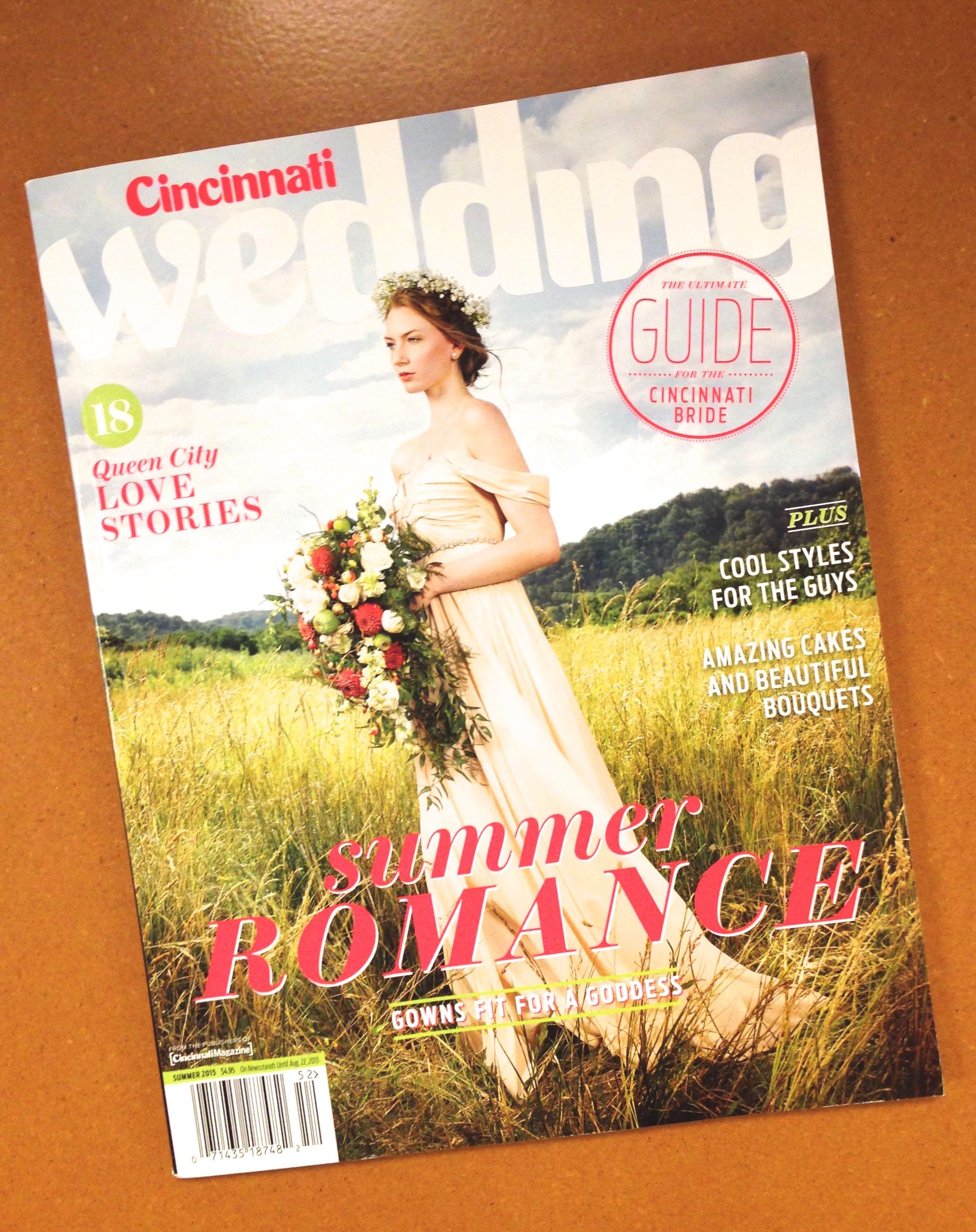 Cincinnati Wedding Summer 2015