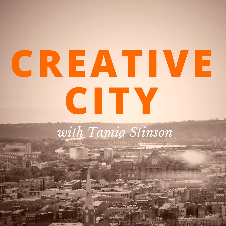 Creative City Podcast Cincinnati