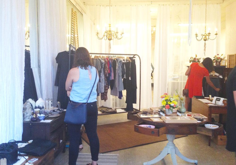 independent fashion cincinnati shopping
