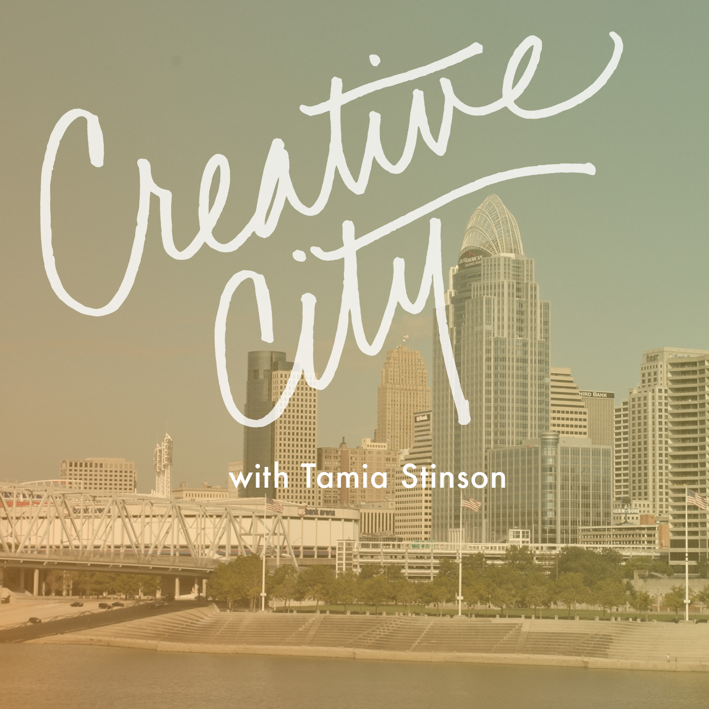 creative city podcast cincinnati