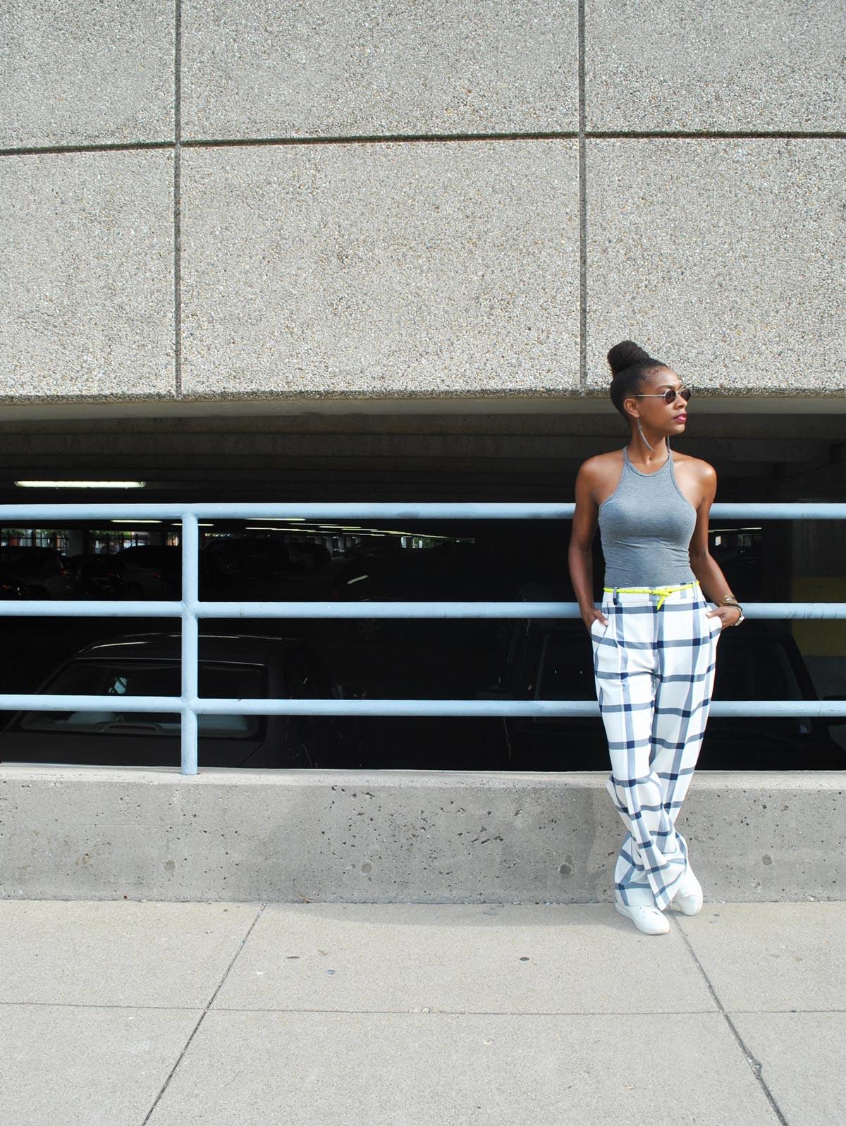 Cincinnati fashion stylist blogger
