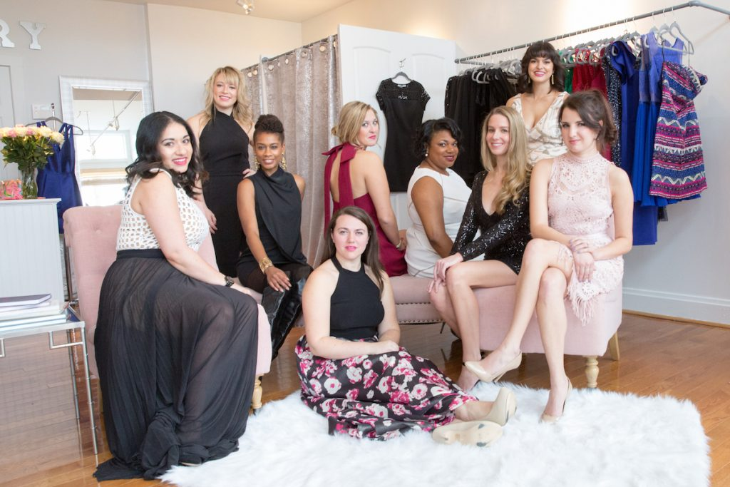 dress rental boutique cincinnati