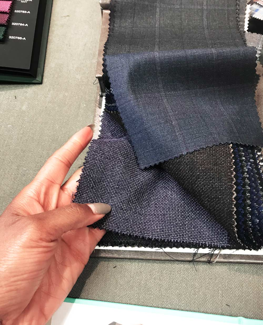 bespoke women's blazer