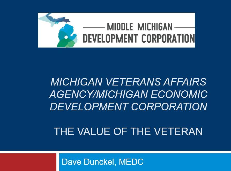 Value of the Veteran Presentation