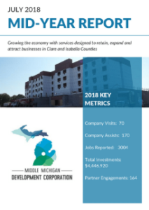 MMDC Mid-Year Report Cover