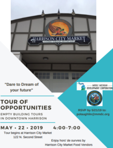 Tour of Opportunities Flyer