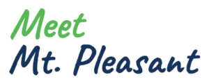 Meet Mt. Pleasant CVB logo