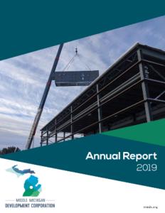 MMDC Annual Report Cover 2019