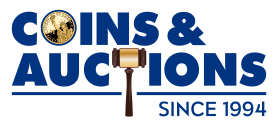 Coins & Auctions Since 1994