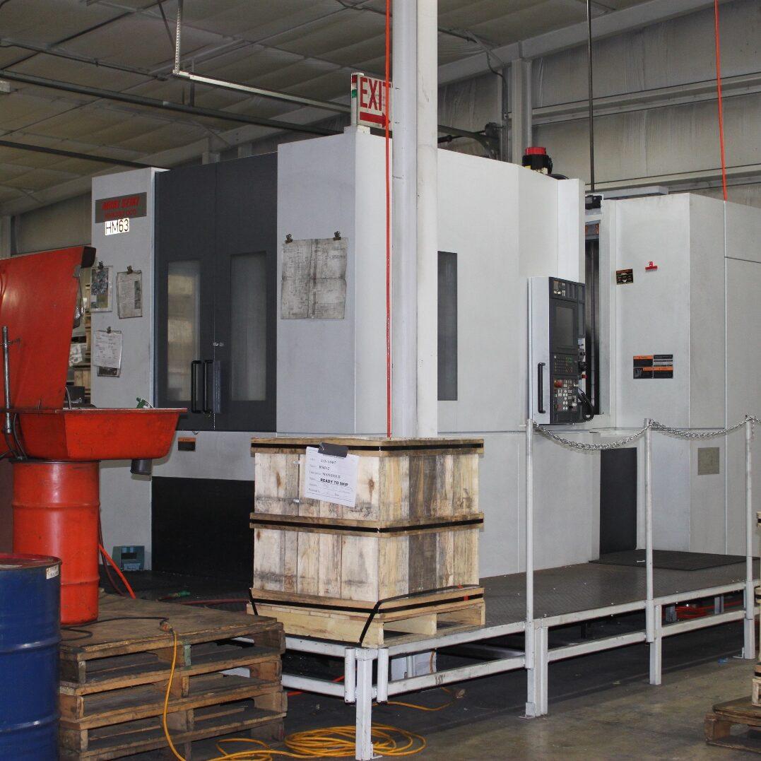 CNC-HMC-HM63