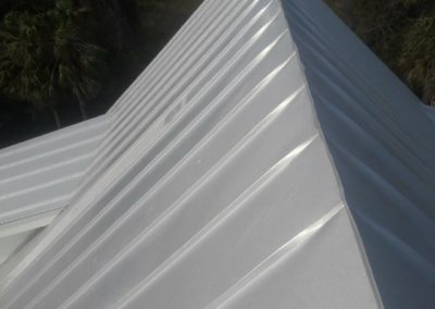 Historic Metal Roof