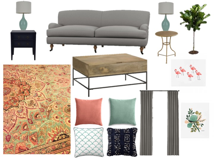 Apartment Living Room Design Inspiration