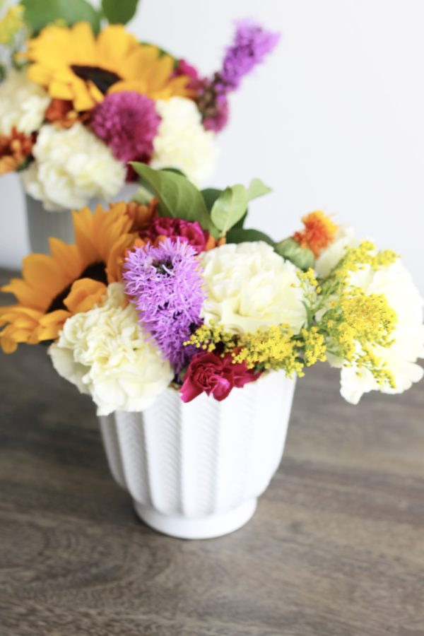 Thanksgiving Centerpieces for Under $25: A Married Adventure.com