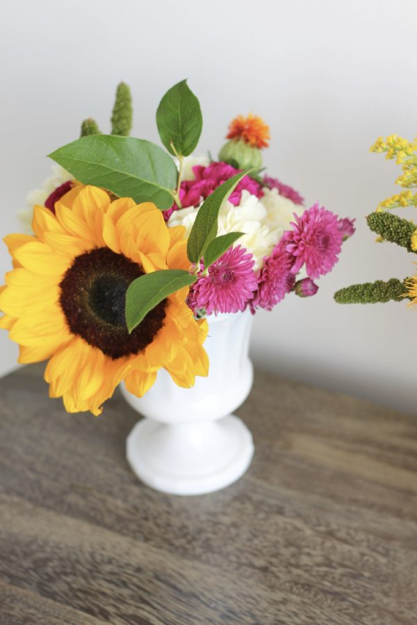 Thanksgiving Centerpieces for Under $25