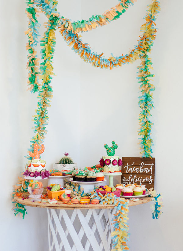 Skip the Siesta, Let's Fiesta! Cinco de Mayo Party Inspiration
