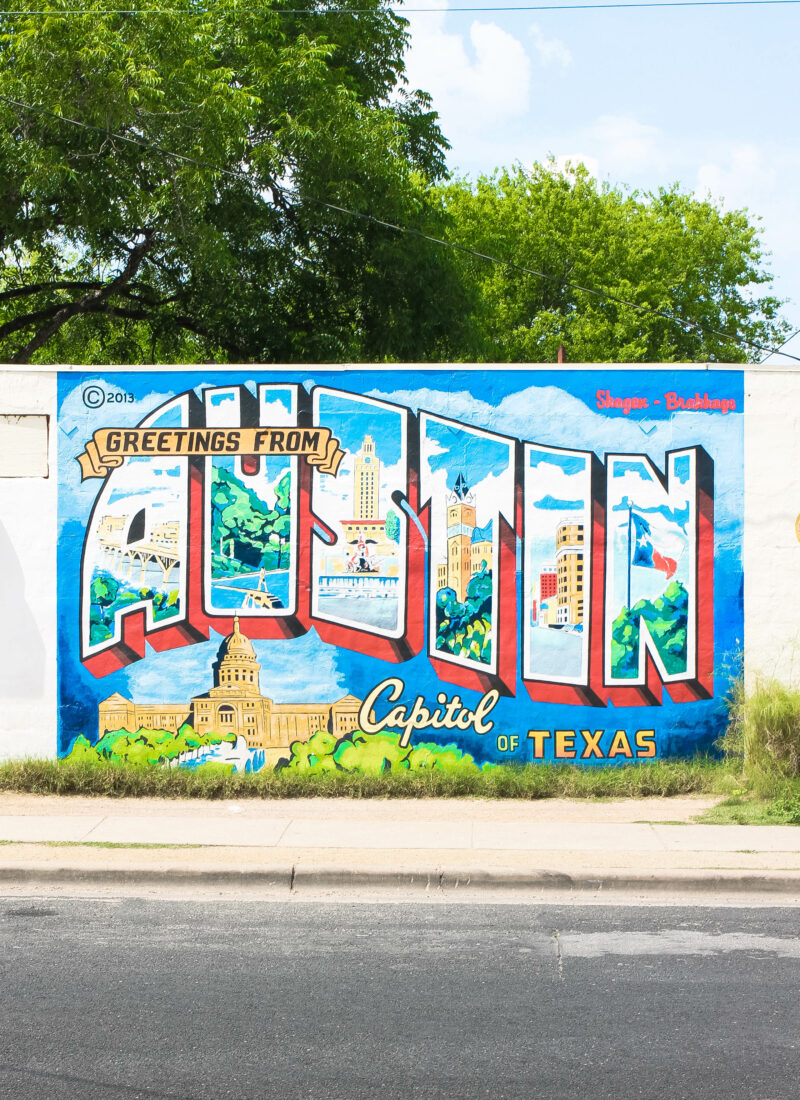 Your Travel Guide to Austin, Texas | amberpizante.com