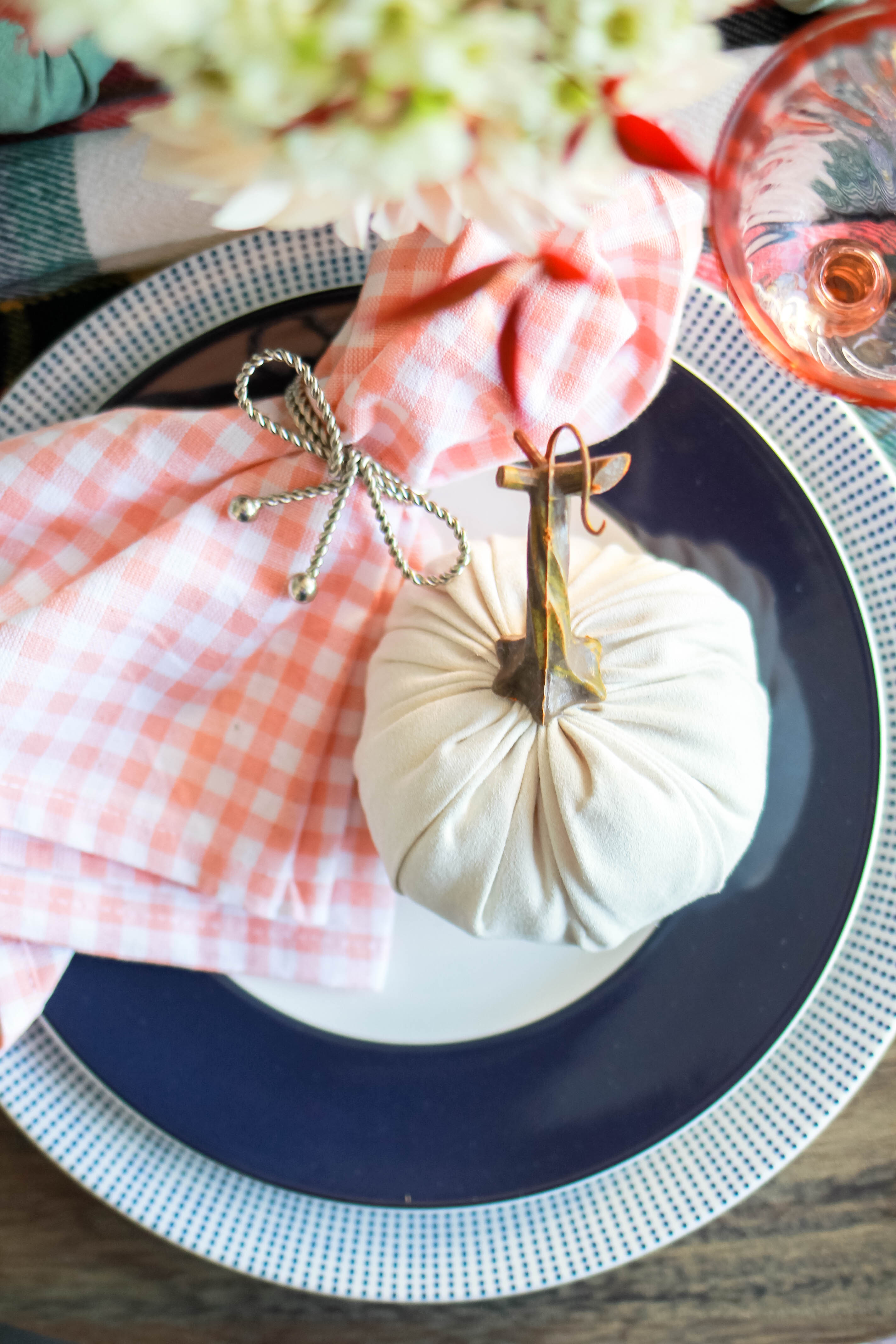 Thanksgiving Tablescape   amberpizante.com