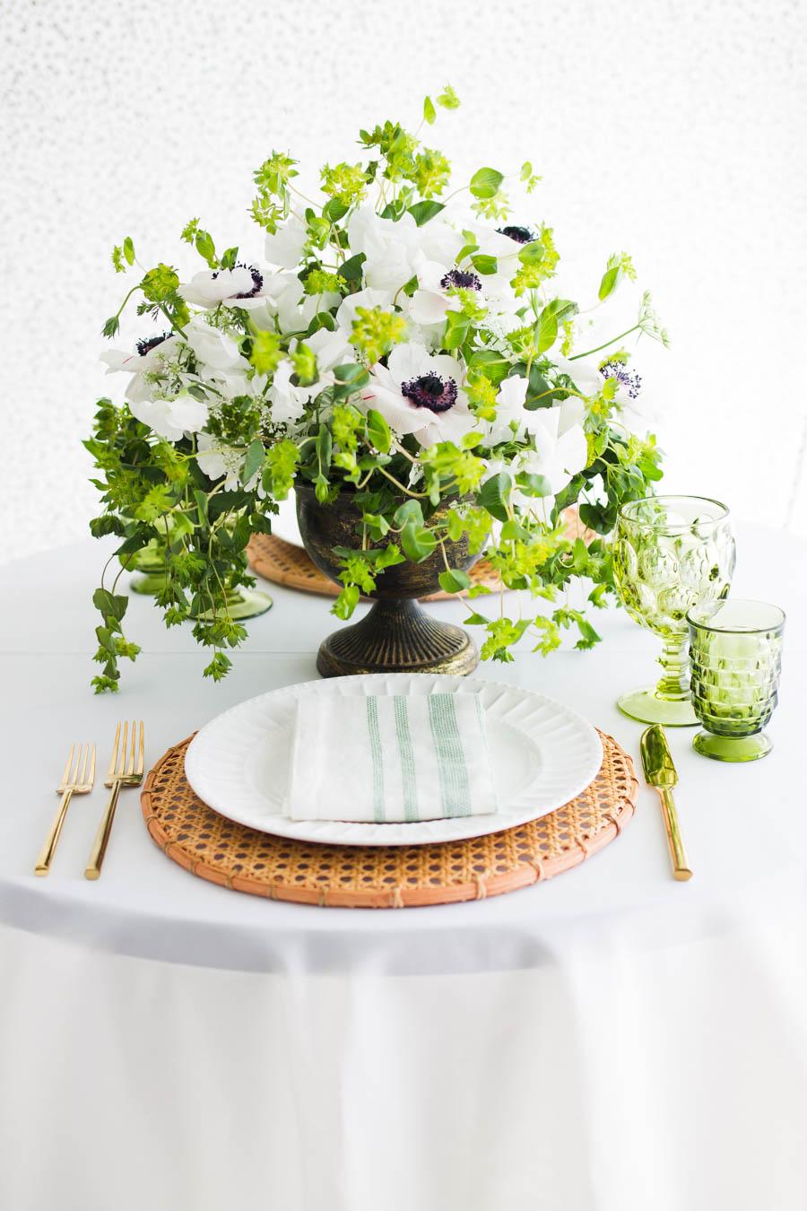 St. Patrick's Day Tablescape Inspiration