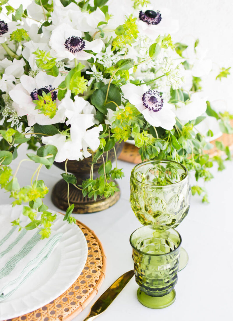 St. Patrick's Day Tablescape Inspiration
